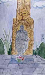 Слава героям Севастополя