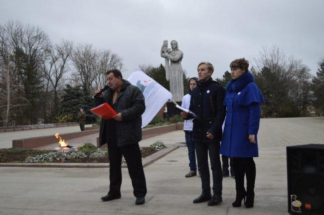 День Неизвестного солдата в г. Ипатово