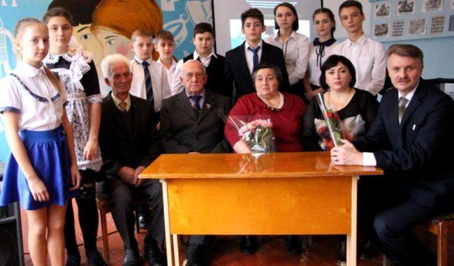 День героев Отечества в с. Дивное