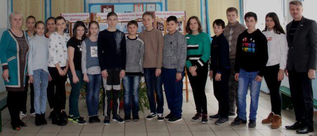 Памятные мероприятия в Апанасенковском районе