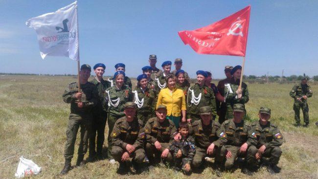 «Вахта Памяти» по местам Боевой Славы 4-го гвардейского казачьего кавалерийского корпуса