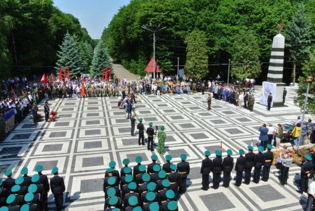 100-лет пограничной службе России