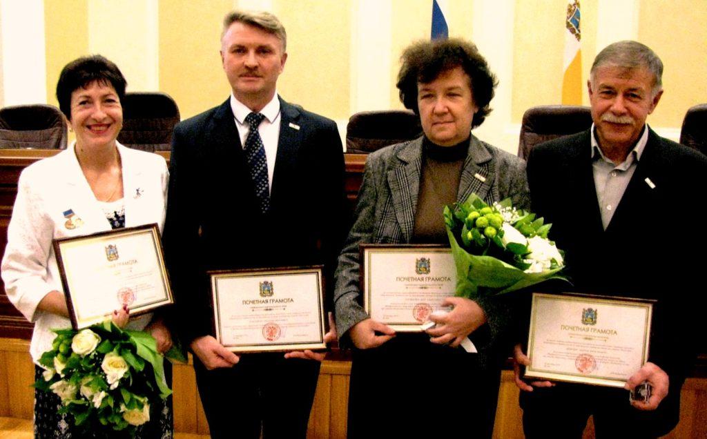 Губернатор Ставропольского края наградил ставропольских поисковиков