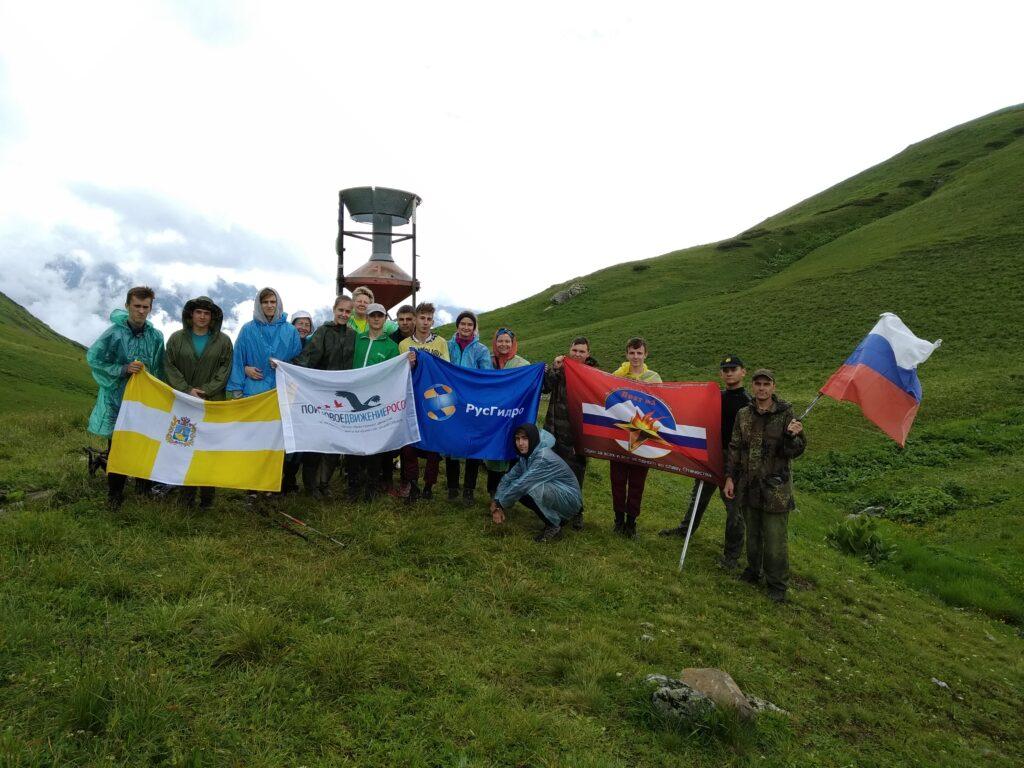 25 июля - перевал Аишхо-1