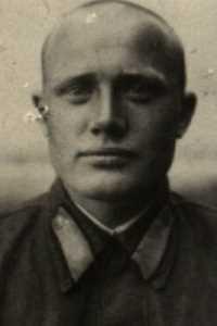 Фото летчика Свиридова Василия Михайловича
