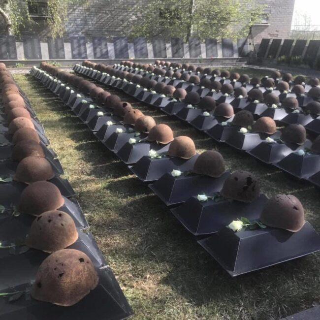 В Латвии отпели и похоронили останки 257 красноармейцев