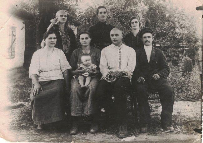 Семья Курышко
