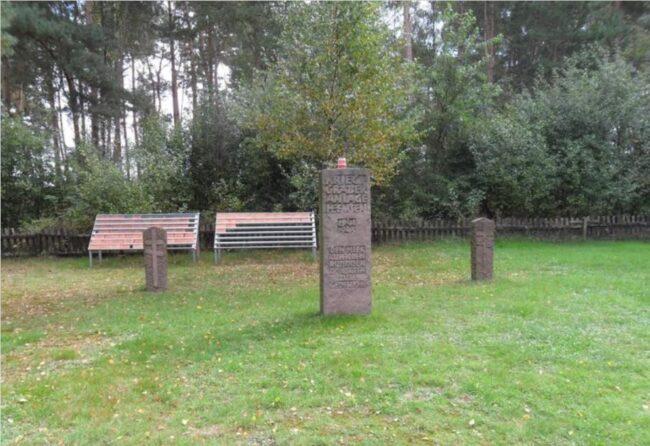Захоронение в Рорзене
