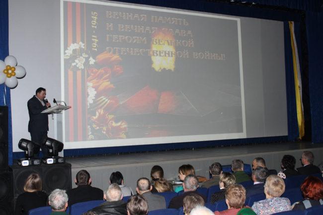 Пленум Совета ветеранов Ставропольского края