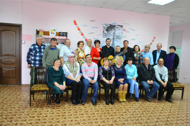 Встреча с обществом инвалидов