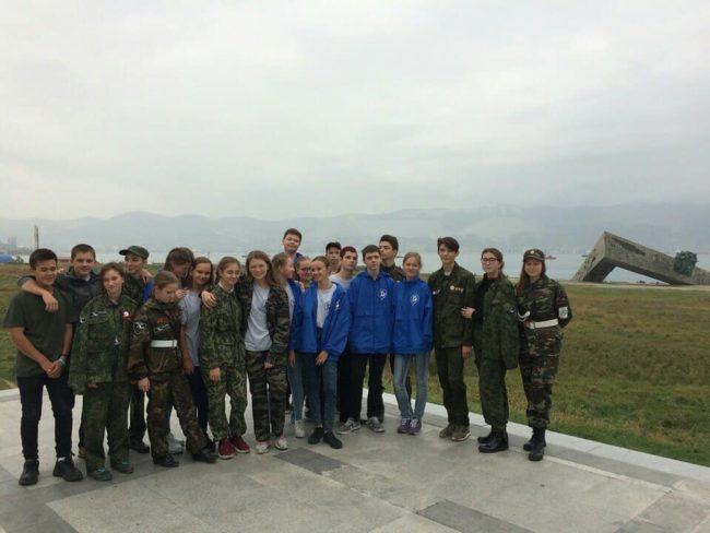 экскурсия на Малую Землю г.Новороссийск
