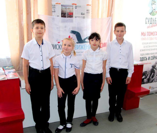 воспитанники кадетского казачьего класса