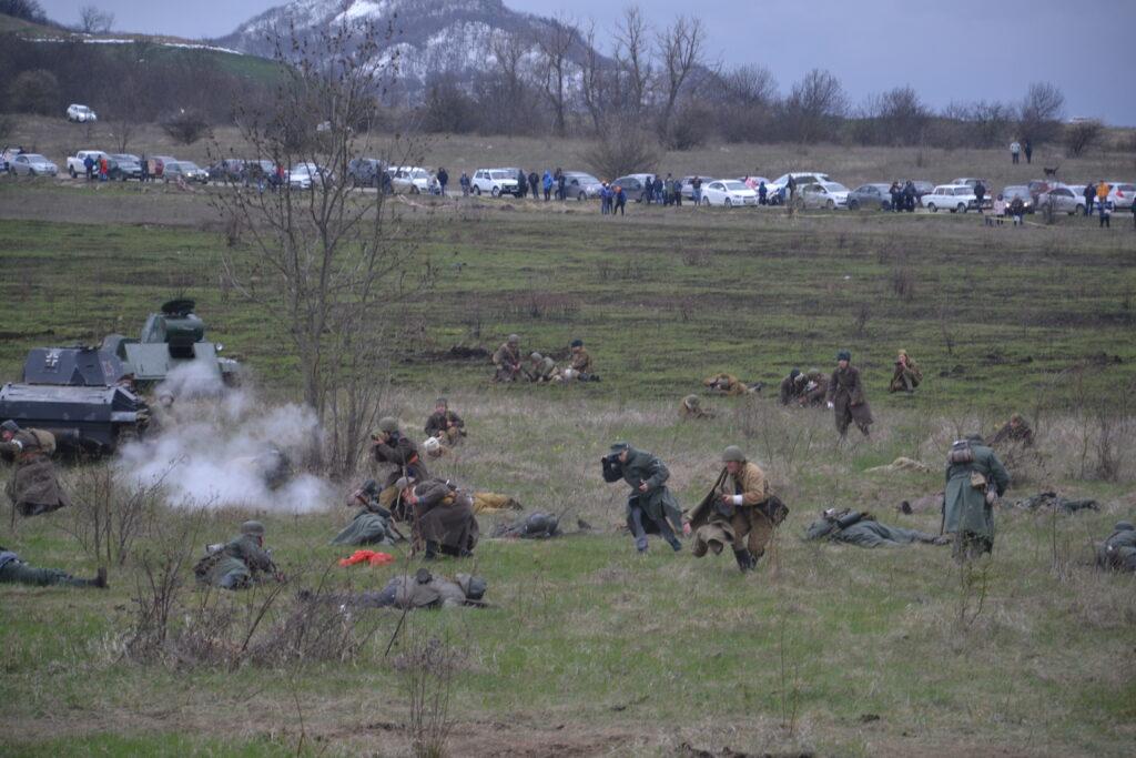 Историческая реконструкция «Битва за Кавказ»