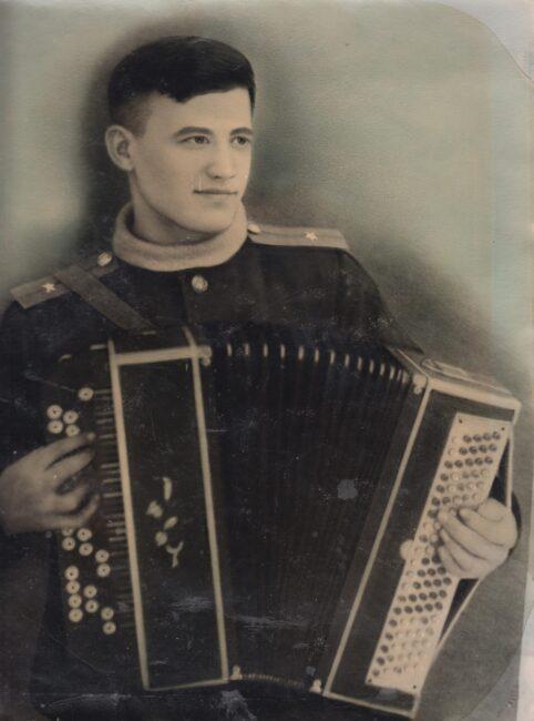 Семенюк А.А 12 февраля 1944г