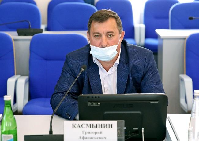 Председатель краевого Совета ООД Поисковое движение России
